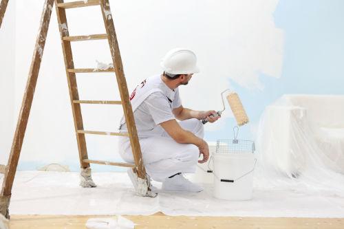 Leistungen Steinhilber – Innenarbeiten